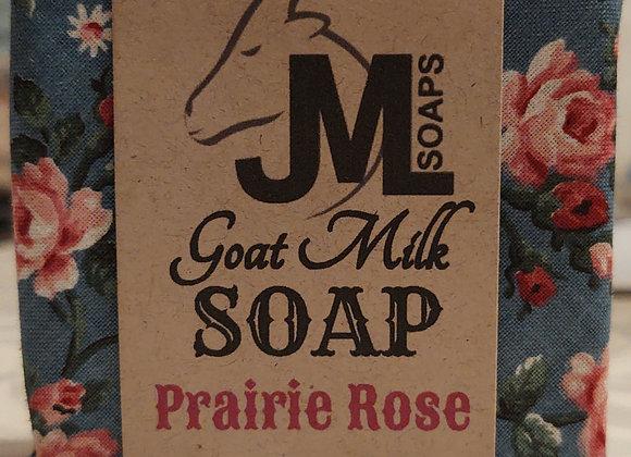 Prairie Rose Soap