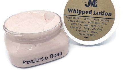 Whipped Lotion