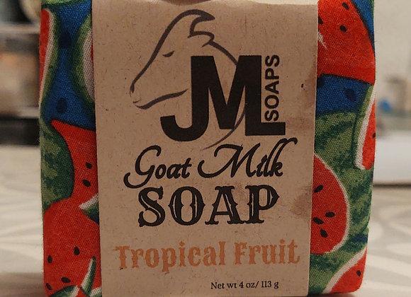 Tropical Fruit Soap