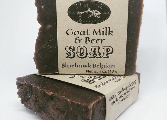Bluehawk Belgian Soap
