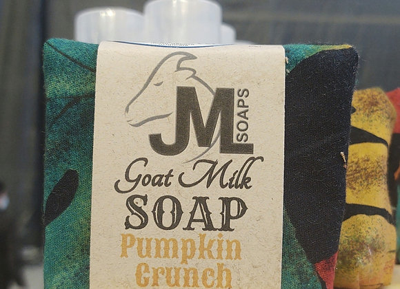 Pumpkin Crunch soap