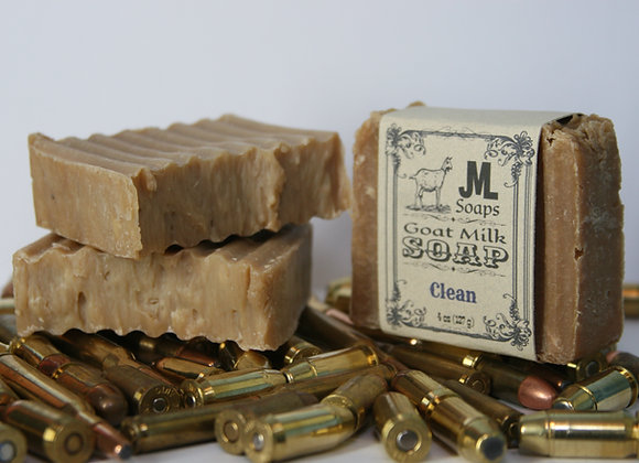 Clean Soap