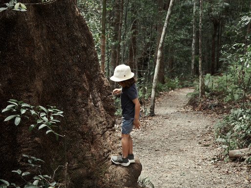 Nature Is Home: The Simplicity in Being an Un-Schooling Mum