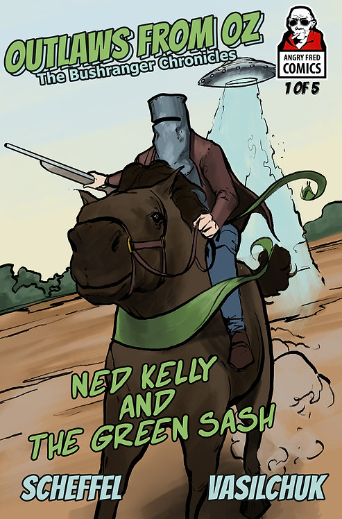 Outlaws of Oz #1