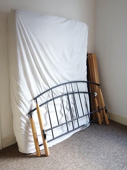 Bed Mattress & Frame