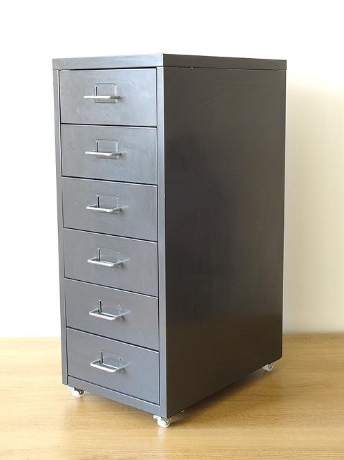 6 units drawer