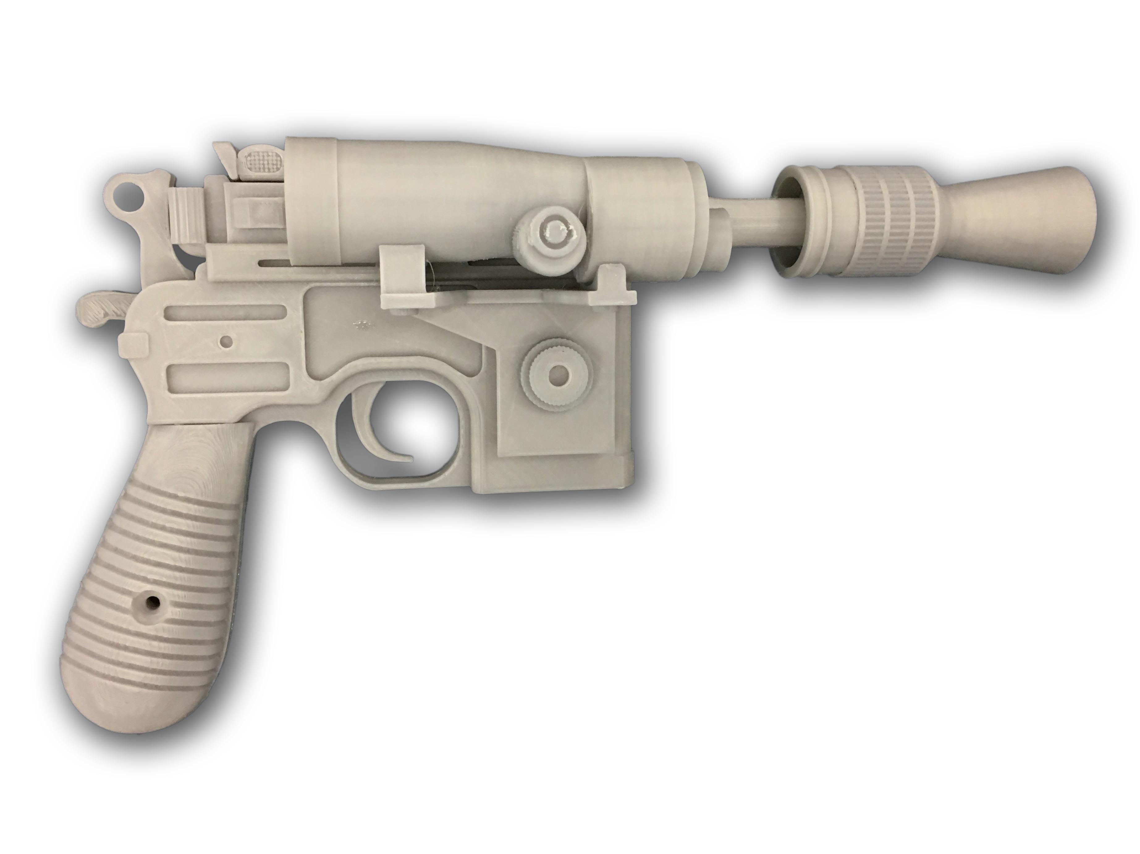 ESB Han Solo Blaster DL-44