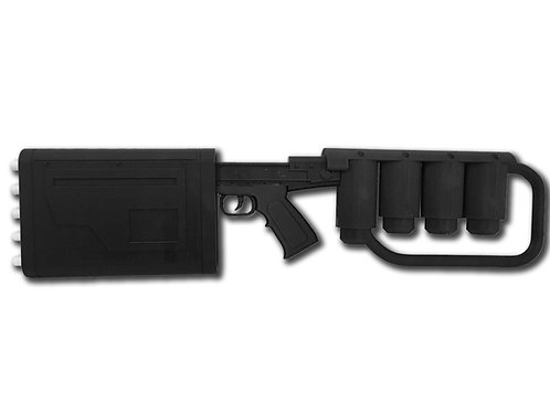 The Dark Knight Rises Batman EMP GUN 3D Printed