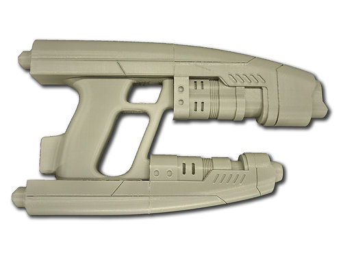 Avengers: Endgame Star Lord blaster gun 3D Printed replica cosplay prop