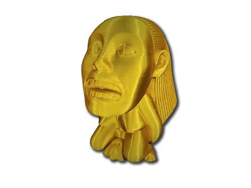 Indiana Jones Fertility Idol Statue Replica Movie Cosplay Prop 3D Printed