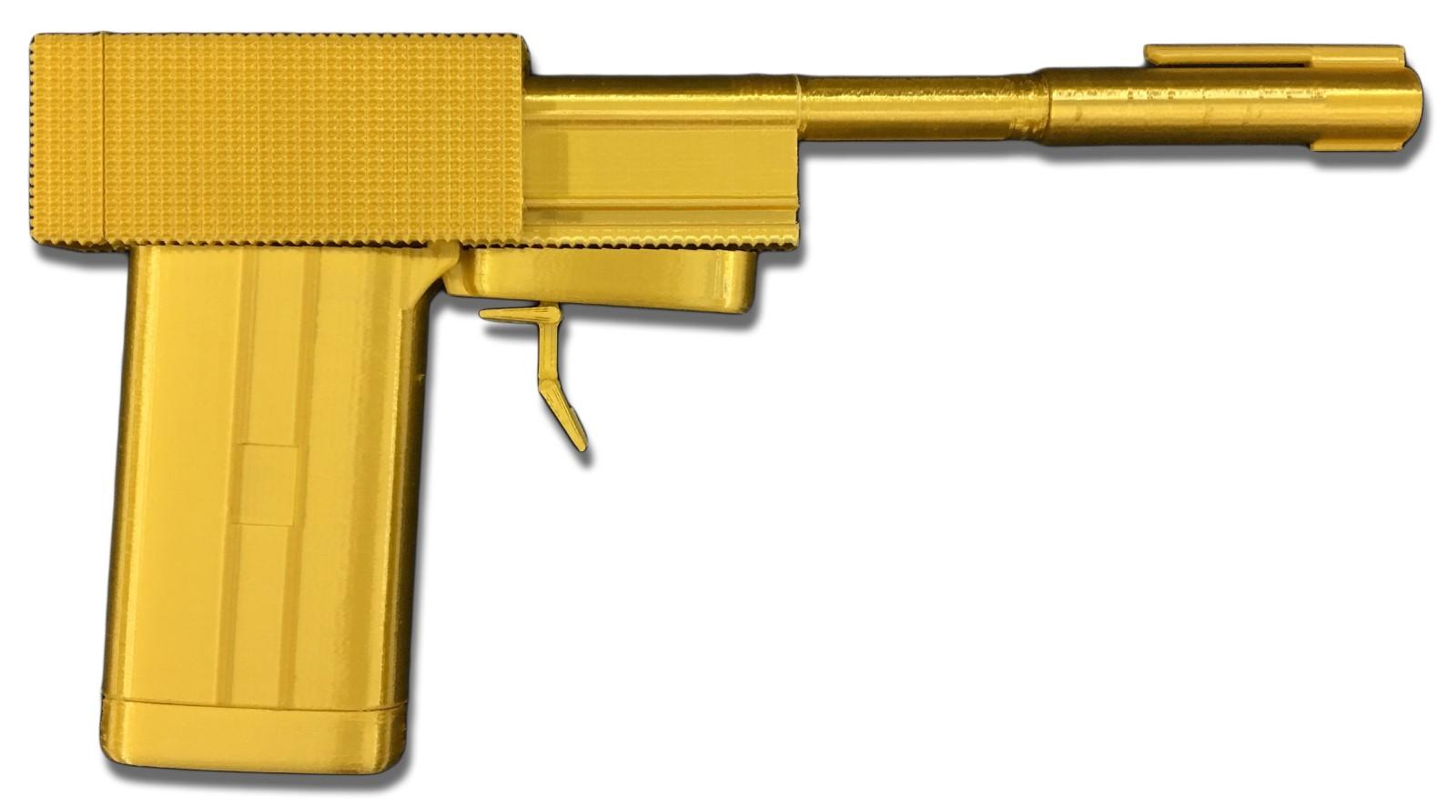 Golden Gun James Bond