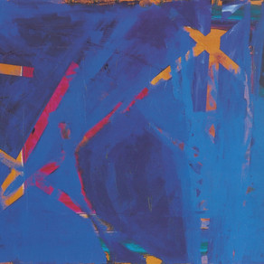 From the series Blue, Red, Yellow, 1994-1996