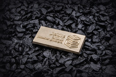 Brass Die for Leather Debossing and Pyrogravure (Plate thickness: 7mm)
