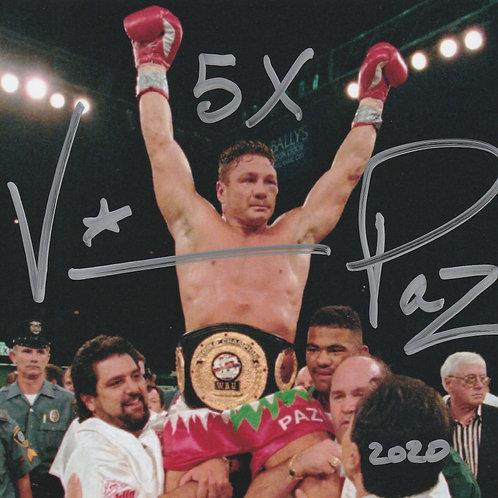 Boxing 8x10 Photo Blowout