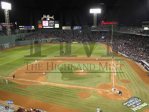 Limited Time Reservations Officially Licensed 2004 Red Sox World Series 11x14