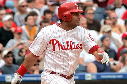 Bobby Abreu PRIVATE SIGNING