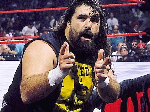 Mick Foley PRIVATE SIGNING
