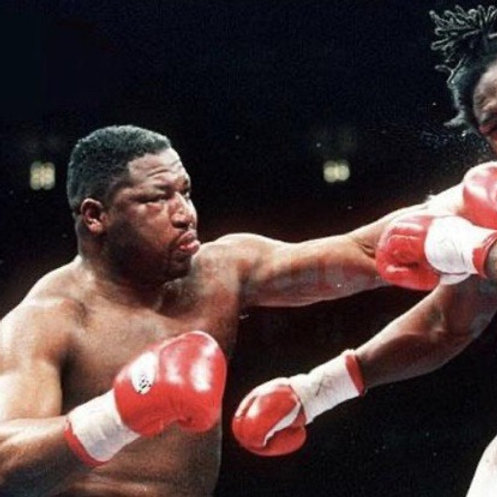 Ray Mercer PRIVATE SIGNING