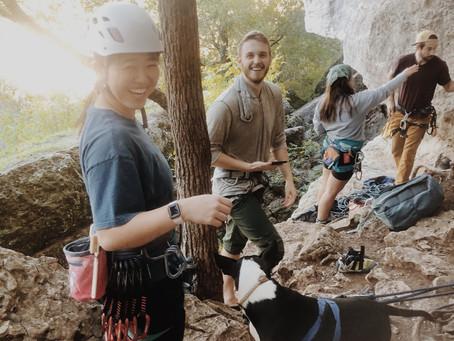 Reimer's Ranch Climbing