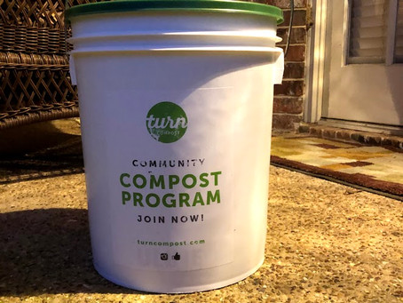 Composting: How to help by saving your trash