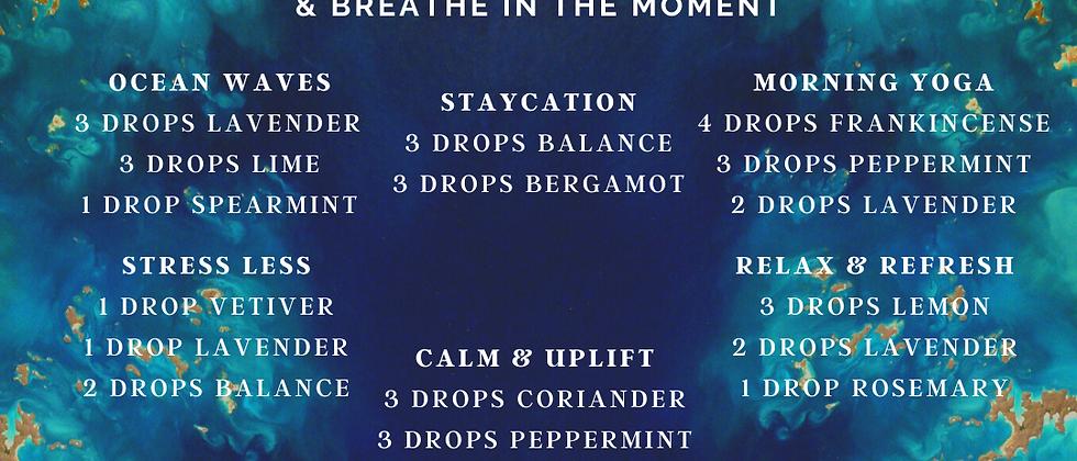 Calming Blends