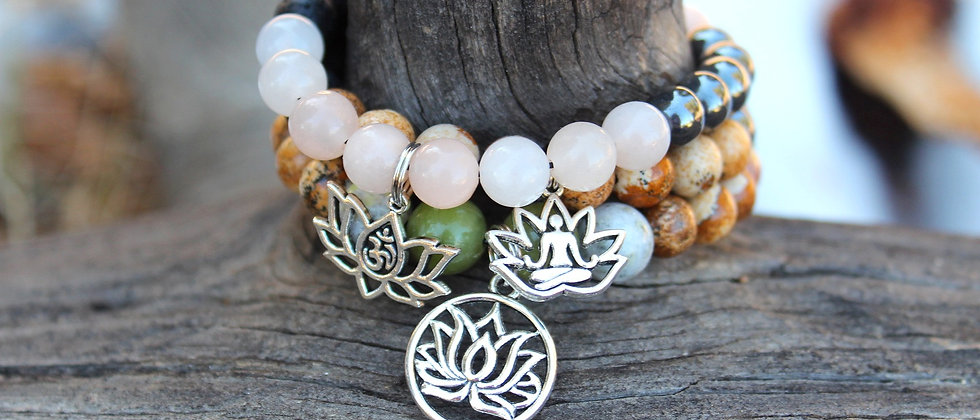 Lotus Flower Stackable Set
