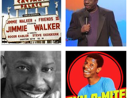 Comedy Night with J.j Walker March 14
