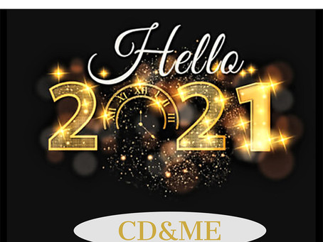 Hello 2021 - Lets Make it a great one!