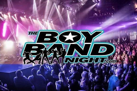 Boy Band Night