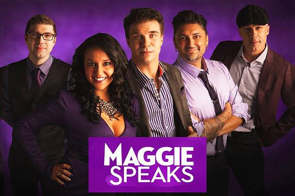 Maggie Speaks