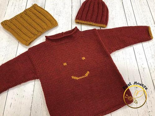 Smiley kit (4 years)