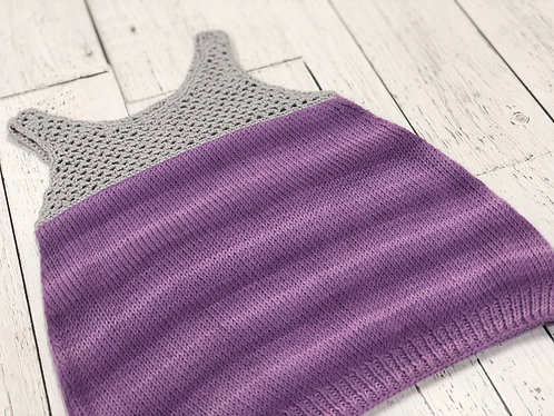 Knit/Crochet top (4 years)