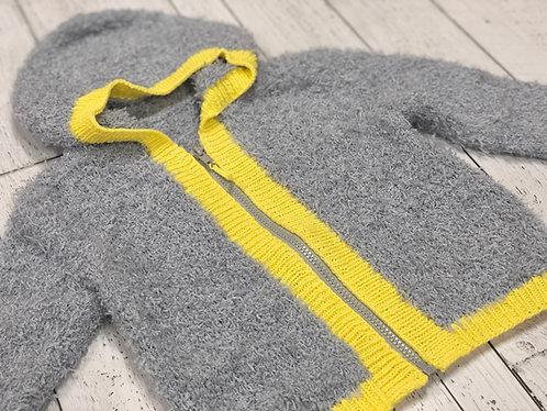 Manteau texturé 4 ans