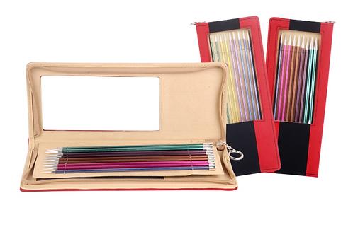 Straight needles kit (35 cm)