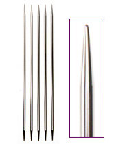 Nickel Double-Pointed Needles (6 in./15 cm)