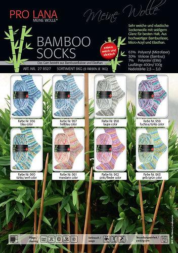 Pro Lana Bamboo Socks