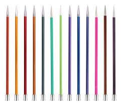 Zing straight needles (35 cm)