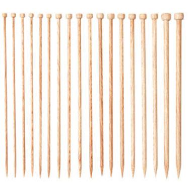 Aiguilles Knitpicks bouleau (35 cm)