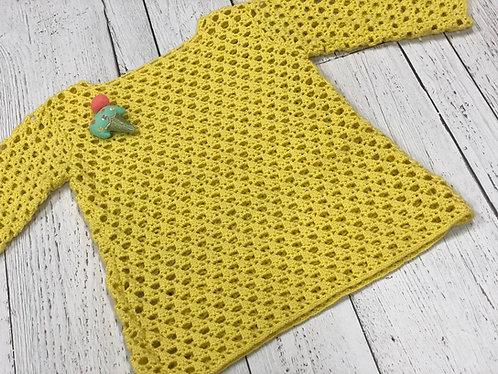 Crochet sweater (6 years)