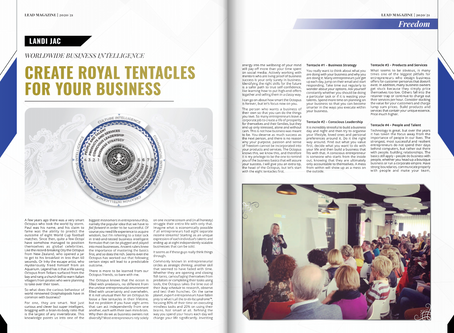 WORLDWIDE BUSINESS INTELLIGENCE | CREATE ROYAL TENTACLES FOR YOUR BUSINESS