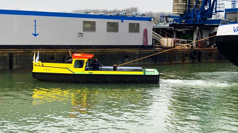 werkboot ''Hem''