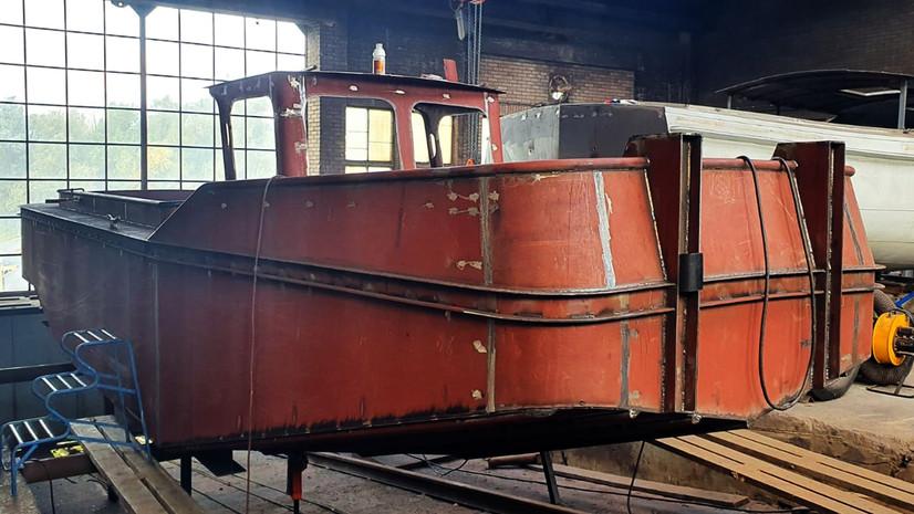 """Werkboot ''Hem"""""""