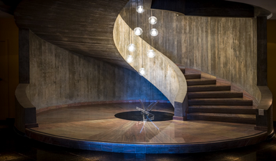 Spiral Staircase, Italian Embassy