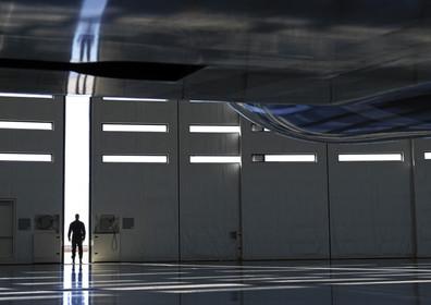 Spaceport America #1 (Virgin Galactic)