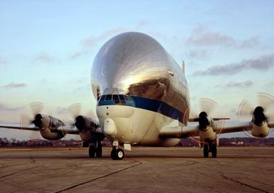 Aero Spacelines Super Guppy #3