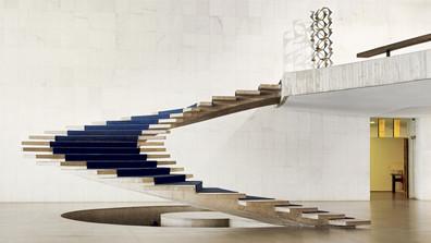 The Itamaraty Palace,  Spiral Stairs