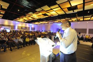 """Alckmin: """"PSDB do RN é um dos que mais cresce no país e está preparado para eleições majoritárias"""""""