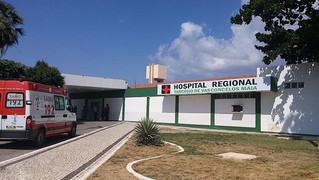 Hospital Tarcísio Maia recebe doação da Potiguar Petróleo