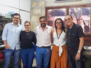 Deputado Souza participa de Reunião na FAFIC