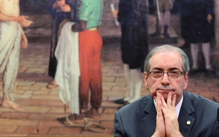 Ministra do STJ nega pedido de Cunha para ser transferido para Brasília